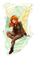 Literally a Fairy by Verlidaine