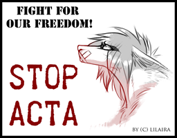 FIGHT FOR OUR FREEDOM by LiLaiRa