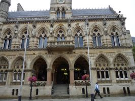 Guildhall 2 by hellonlegs
