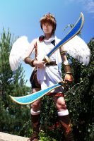 Kid Icarus: Palutena's Warrior by august-fehrmont