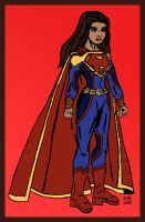 Lois Lane - Lor-El - Superwoman by RedJoey1992