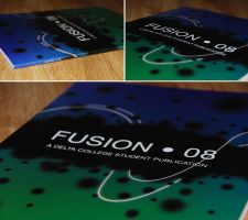 Fusion Book Design by jrbamberg