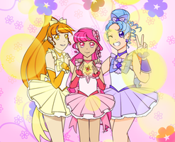 CURE CURE PRECURE by Lady-Moth