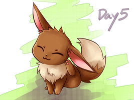 [Pokemon Challenge]Adorable by Galecoroco