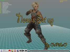 NOESIS 3D MODELS EXTRACTION TOOL SETUP by OoFiLoO