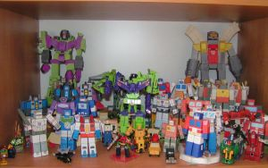 My transformers collection by aim11