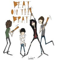 beat on the brat by dancehall21
