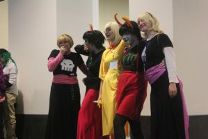 Anime Boston 2013 by WeLiveToCosplay