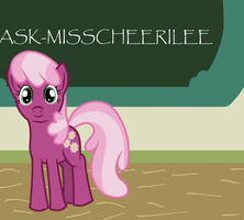 Ask Miss Cheerilee by mmtOB3