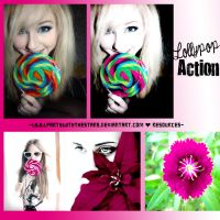 Lollypop Action by PartyWithTheStars