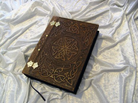 Wood Book by AEW79