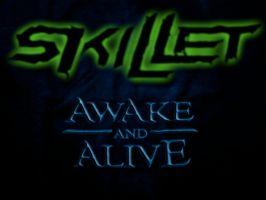 Skillet - Awake and Alive by ditraxis