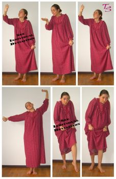 Nightgown Space Saver Pack 1 by tacostock