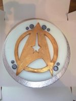 Star Trek Cake.1 by gertygetsgangster