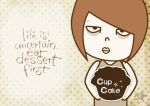 Cup Cake by lollipop-girl-jane