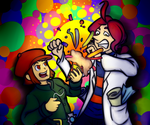 Happy Localization day Mystery Room! by DarkstarRunner