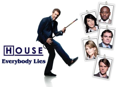 House MD Wallpaper by Stefaveli