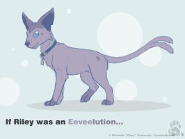 Eeveelutionary Espeon by CanineHybrid