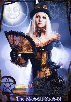 Steampunk Tarot by KarmaRae