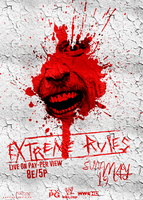 eXtreme Rules 2013 Poster by JoKeRWord