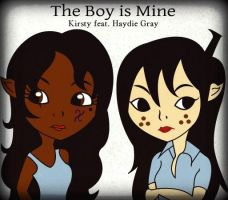 The Boy is Mine (Kirsty Feat. Haydie Gray) by deedee2014
