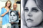 Meeting the Bionic Woman Lindsay Wagner - June 9 by noeling