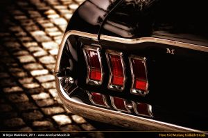 mustang rearlight by AmericanMuscle