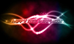 New Year 2012 Wallpaper by teejay2211