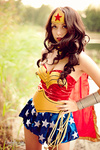 Bishoujo Wonder Woman III by Cosbabe
