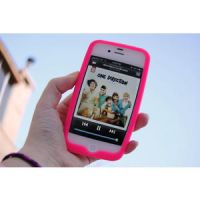 One Direction on my iphone by ciencianalove