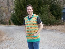 7th Doctor Vest by rjccj