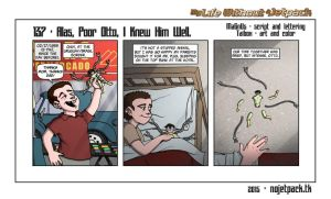 My Life Without A Jetpack #137 by lordmagnusen