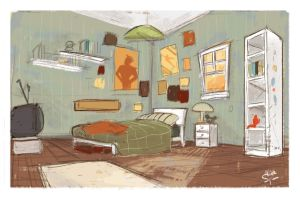 room by Spiciux