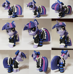 Twilight Stocking by AplexPony