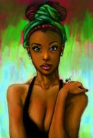 New Portrait whooo Timelapse available by lamAble