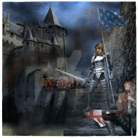Saint Joan of Arc by RoberLeSage