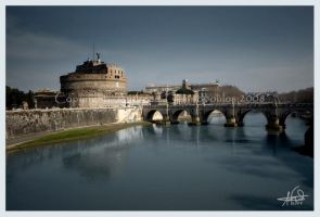 Castel Sant'Angelo by Snapshooter