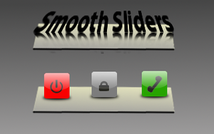 Smooth Sliders by Robgimp