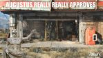 Augustus Approves: Fallout 4 by Darkspysrival