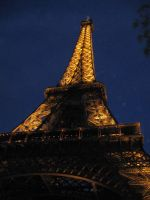 Paris By Night - One by treoni
