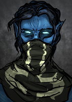 Raziel from Soul Reaver by AccursedAsche
