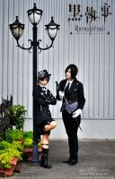 Sebastian and Ciel 2 by shutter-puppy
