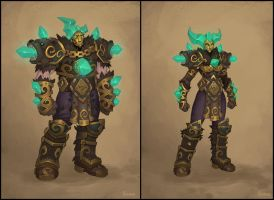 Torchlight 2 contest Final by Gimaldinov