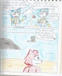 The History of a Fox on love with a Merfox: 05 by CAPTAIN-CHETO