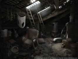 Sleepy Hollow. Attic by kidy-kat