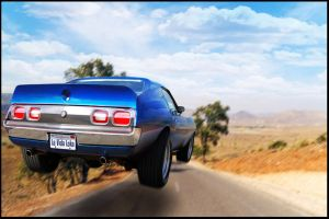 AMC Javelin by Hiakesoba