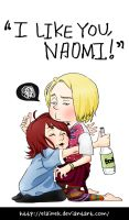 Naomily_Confession by elaineK