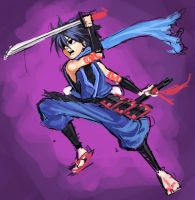 Oboro Muramasa Dude by d-two