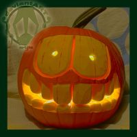 Pumpkin 5th 2015 by artjte