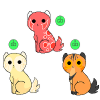 Name Your Price 1: Tinykitties by SpamAdopts